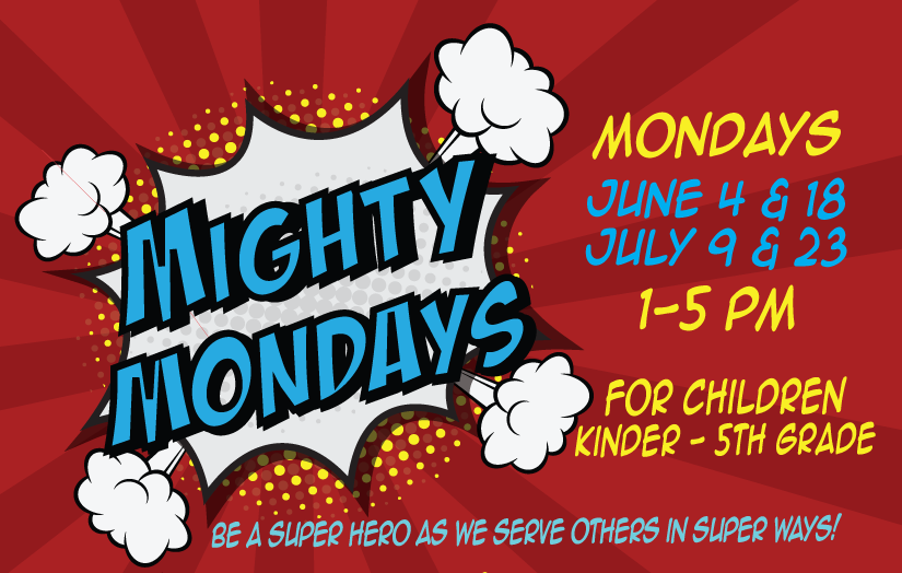 Mighty Mondays - Take me to the Movies!