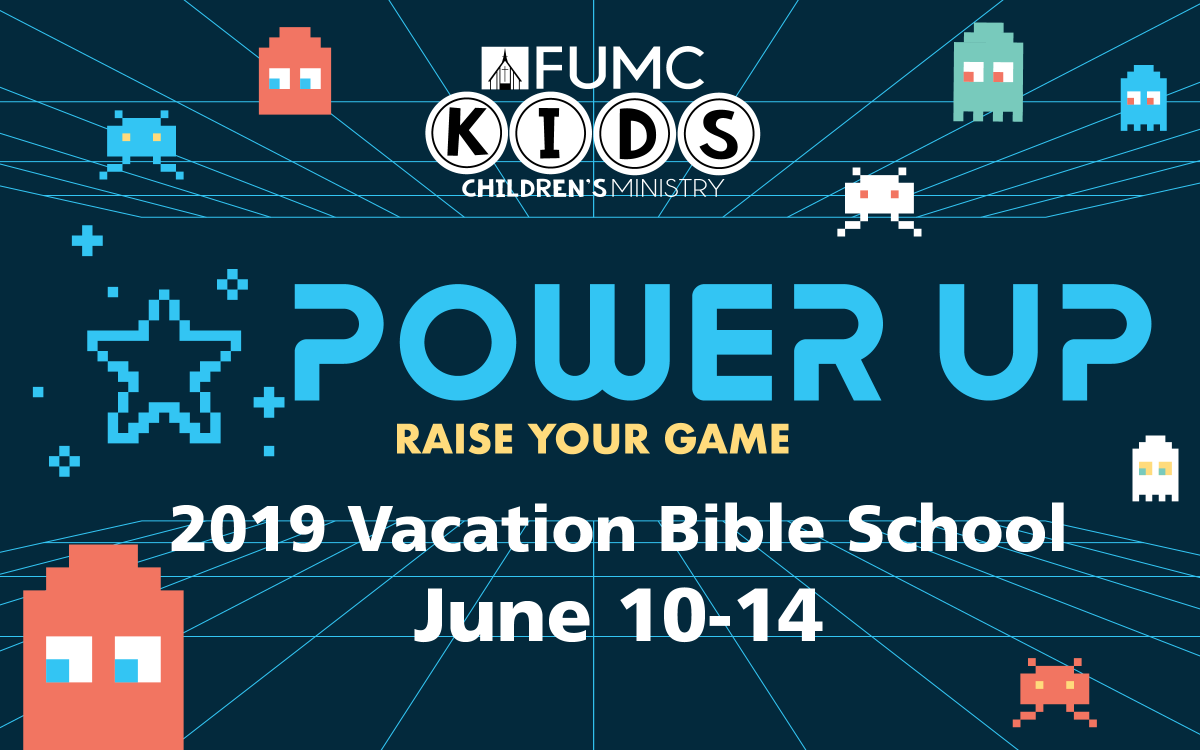 POWER UP Vacation Bible School